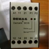 德马格PTC电热调节器跳闸装置电机热保护监控MOS 220V-240V