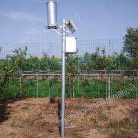 在线雨量监测系统 不锈钢一体雨量计厂家