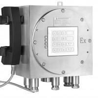 综合管廊光纤应急电话,隧道光纤电话机,核电指令调度电话机
