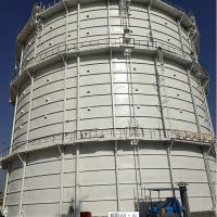 气柜活塞安全监测系统