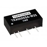 电源模块 TKA0505DA-W25